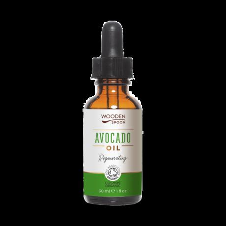 Wooden Spoon Bio Avokádóolaj (30 ml)