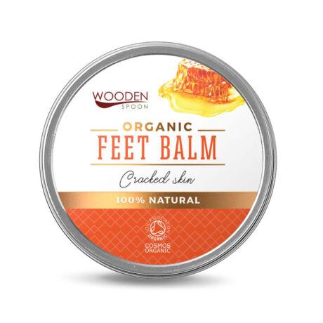 Wooden Spoon Bio lábápoló balzsam (60 ml)