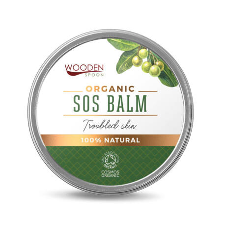 Wooden Spoon Bio SOS balzsam (15 ml)