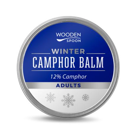 Wooden Spoon Téli kámforos balzsam - felnőtteknek (60 ml)