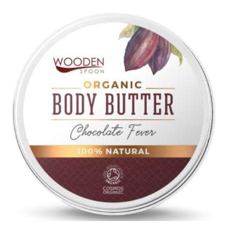 Wooden Spoon Bio testápoló vaj - Fenséges érintés (15 ml)